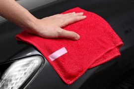 best car drying towel