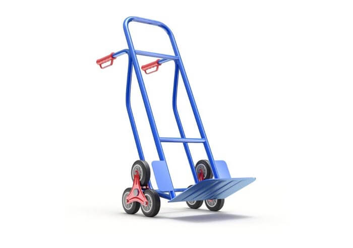 hand trucks for stairs