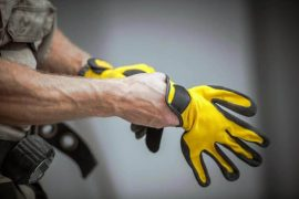 work gloves for construction