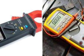 Clamp Meter Vs Multimeter