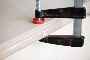 types of clamps for woodworking